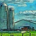 Ohio Farm by Dan Sproul