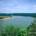 Ohio River by David Davis