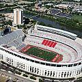 Ohio Stadium by Bill Cobb