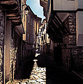 Ohrid Streets by Ivan Vukelic