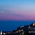 Oia Of Santorini by Kim Pin Tan