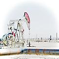 Oil Field by Joel Loftus