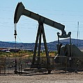 Oil Well  Pumper by Dany Lison