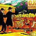 O.k. Corral by Natalie Ortiz