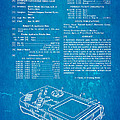 Okada Nintendo Gameboy Patent Art 1993 Blueprint by Ian Monk