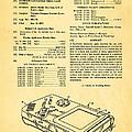 Okada Nintendo Gameboy Patent Art 1993 by Ian Monk