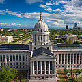 Oklahoma City State Capitol Building B by Cooper Ross