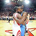 Oklahoma City Thunder V Houston Rockets by Bill Baptist