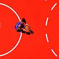 Oklahoma City Thunder V Los Angeles by Harry How