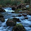 Okonoluftee Mountain Stream by Nunweiler Photography