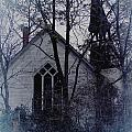 Old Abandoned Church by Cassie Peters
