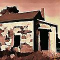 Old Abandoned House In Cape Breton by John Malone