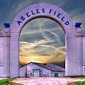 Old Abeles Field - Leavenworth Kansas by Liane Wright