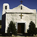 Old Adobe Church by Sally Weigand
