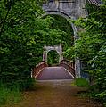 Old Alexandra Bridge by Rod Wiens