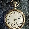 Old Antique Pocket Watch by Edward Fielding
