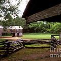 Old Appalachian Barn Yard by Paul W Faust -  Impressions of Light