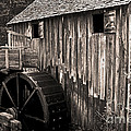 Old Appalachian Mill by Paul W Faust -  Impressions of Light