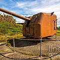 Old Artillery Gun - Ft. Stevens - Oregon by Gary Whitton