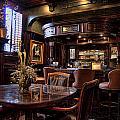Old Bar In Charleston Sc by David Smith