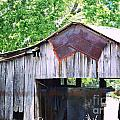 Old Barn 2 by Shirley Moravec