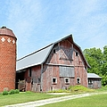 Old Barn 8008 by Bonfire Photography