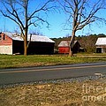 Old Barn by Chris W Photography AKA Christian Wilson