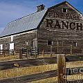 Old Barn by Bill Long