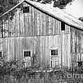 Old Barn  by Karen Adams