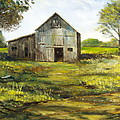 Old Barn by Lee Piper