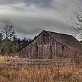 Old Barn by Randy Hall