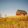 Old Barn by Robert Floyd