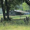 Old Barn by Rosalie Klidies