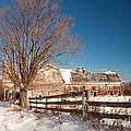 Old Barn Winter