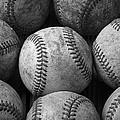 Old Baseballs by Garry Gay
