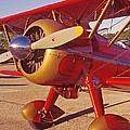 Old Biplane I I I by Jim Smith