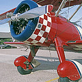 Old Biplane V by Jim Smith