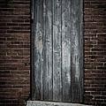 Old Blacksmith Shop Door by Edward Fielding