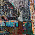 Old Bleach And Dye Works Right by Jay Ressler