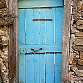 Old Blue Door by Brian Jannsen