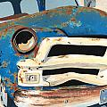 Old Blue by John Wyckoff