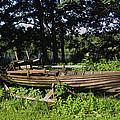 Old Boat by Leena Pekkalainen