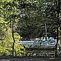 Old Boat by Ralph Jones