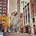 Old Boston by Mark Valentine