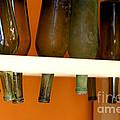 Old Bottles by Carol Groenen