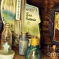 Old Bottles by Erika Weber
