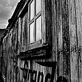 Old Box Car by Calvin Davenport
