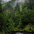 Old Bridge - Austrian Alps - Austria by Gary Whitton