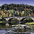 Old Bridge by Ken Frischkorn