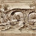 Old Bridge by Mo T